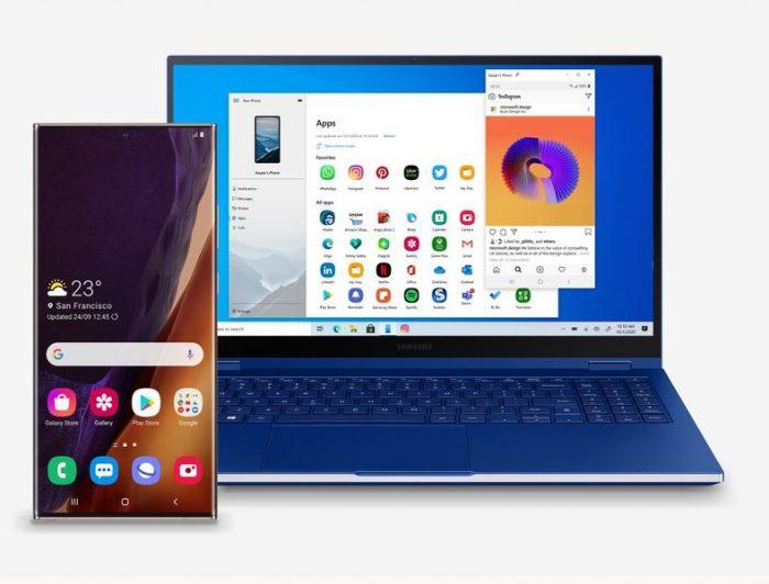 Lo más interesante del lanzamiento de Samsung fue el software