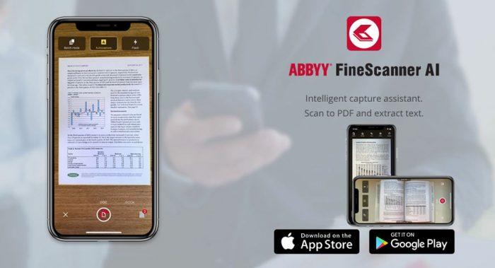¿Cómo escanear documentos con el ABBYY FineScanner para iOS?