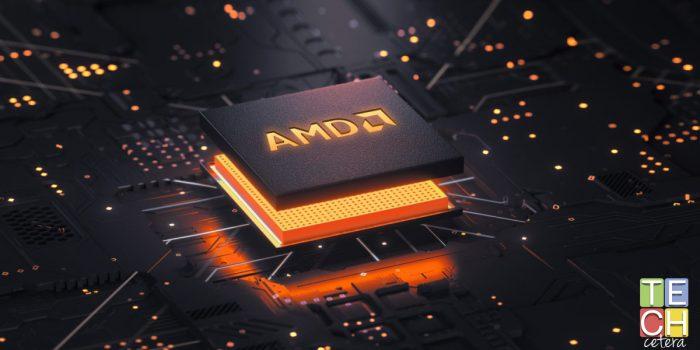 AMD sigue jugando a ganar! Presentó su serie 4.000