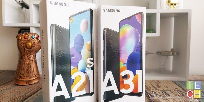 Historia de dos Samsung!