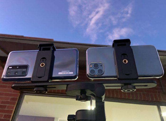 Huawei P40 Pro o el iPhone 11 Pro: ¿Cuál es más Pro a nivel de cámaras?