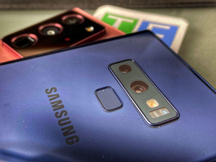 Galaxy Note: un poco de historia y evolución!