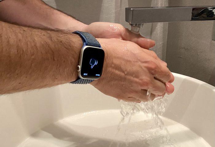 Cómo usar la funcionalidad de Lavado de Manos del Apple Watch