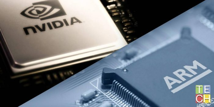 ARM y NVIDIA nace un gigante!