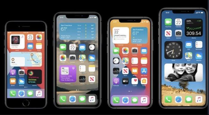 Cómo adicionar widgets a su iPhone con iOS 14