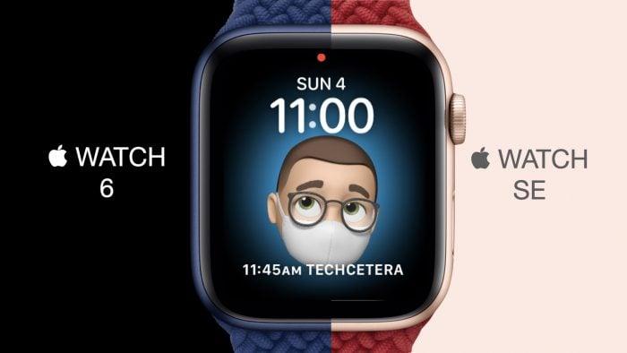  Watch Serie 6 vs  Watch SE