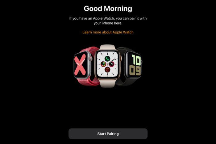 ¿Cómo migrar de un Apple Watch antiguo a uno nuevo?