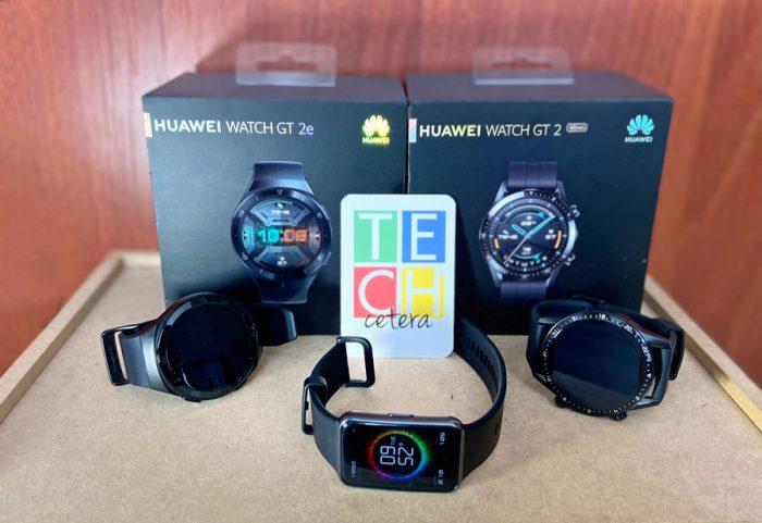 Huawei Watch Fit y los wearables de la marca: ¿Qué tan buenos son?