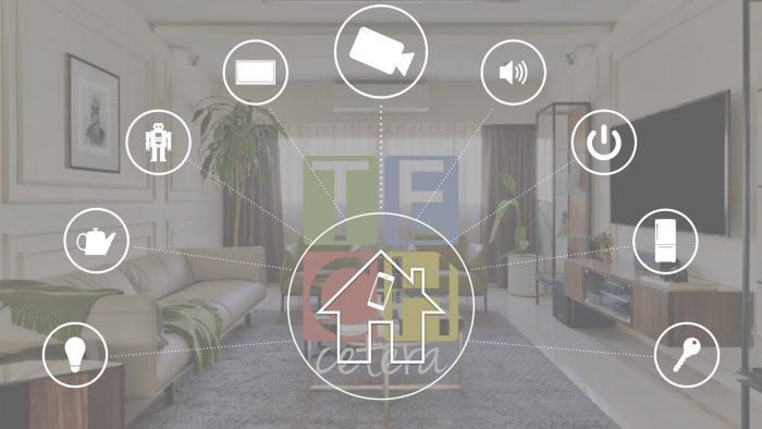 Elementos de un Hogar Inteligente (Cámaras y Sensores)