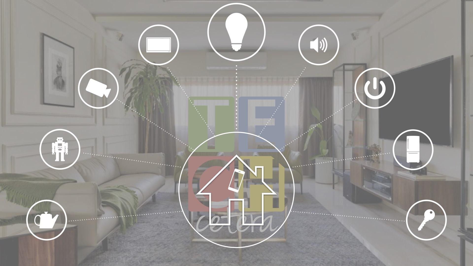 Elementos de un Hogar Inteligente (las luces) | Techcetera