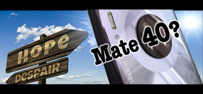 ¿Qué esperar del lanzamiento de la familia Huawei Mate 40?