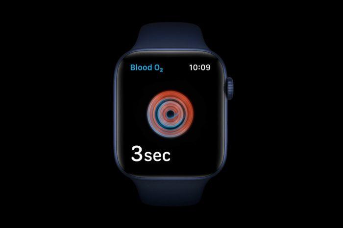 Apple Watch Series 6: ¿Cómo mide el nivel de oxígeno en la sangre?