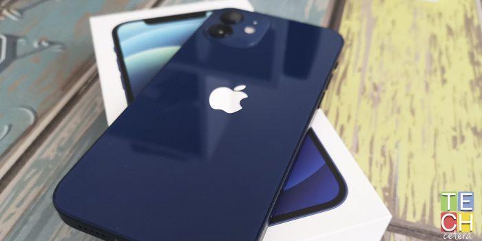 Un iPhone, muy iPhone. El iPhone 12