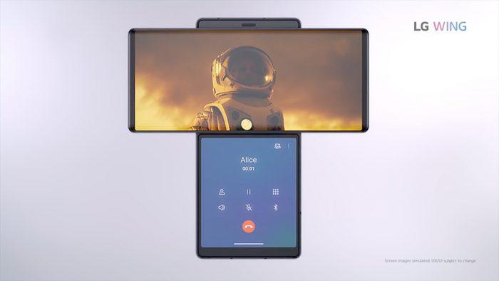 Los Smartphones siguen adoptando aún más factores de forma!