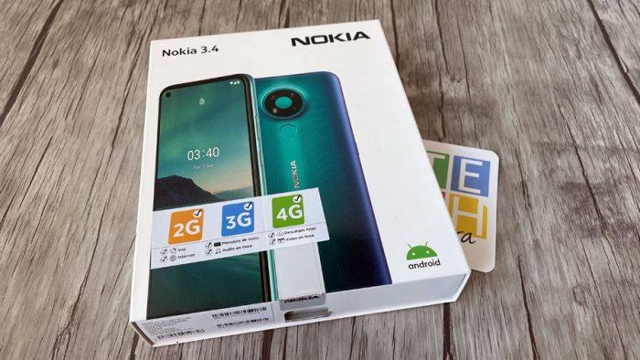 Nokia 3.4: un gama media capaz de hacer mucho!