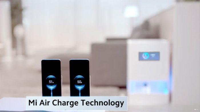 Xiaomi Mi Air Charge promete romper la barrera de de los cables!