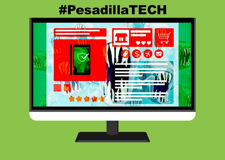 ¿Cuál es su #PesadillaTech? Parte 2: Servicio al cliente!   Techcetera