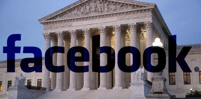 """La """"Corte Suprema"""" de Facebook recibe su primer caso"""