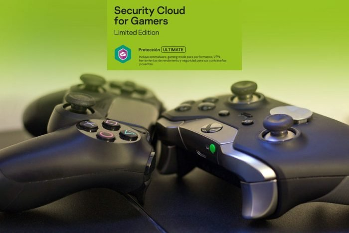Kaspersky Security Cloud for Gamers: Para los hackers los videojuegos son más que eso!