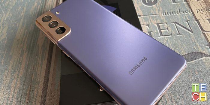 Lo NUEVO de Samsung. El Galaxy S21!