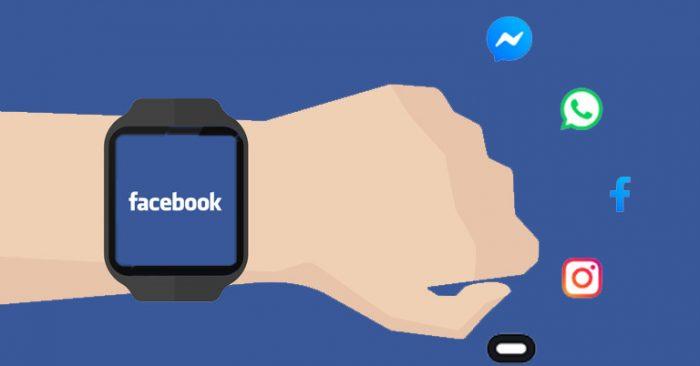 ¿Usaría usted un reloj de Facebook?