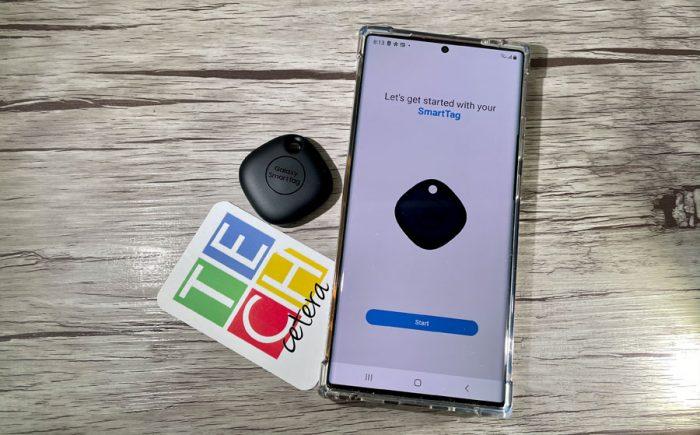 Samsung SmartTag: Se le perdió algo?
