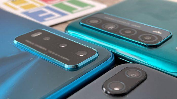 ¿Qué es eso de las cámaras tipo calcomanías en los smartphones (actualizada)?