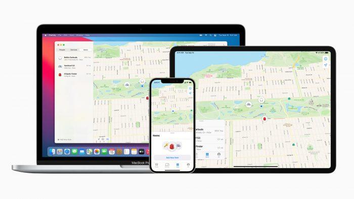 Apple 'Find My' va mucho más allá de simples tags