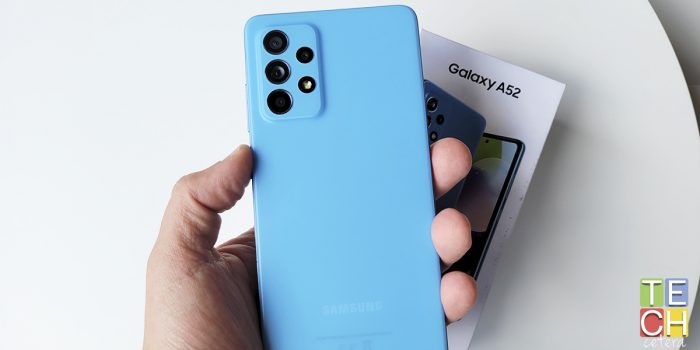 ¡A lo que vinimos! El Samsung Galaxy A52