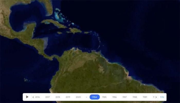 Esta funcionalidad de Google Earth lo hará pensar!