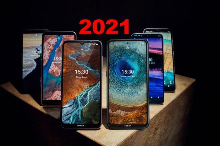 Nokia estrena portafolio y hay sorpresas!