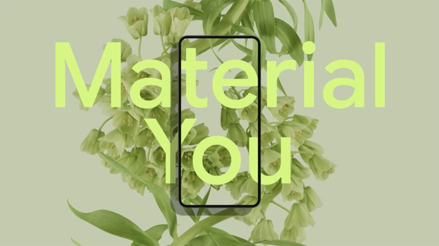 Material You de Android 12