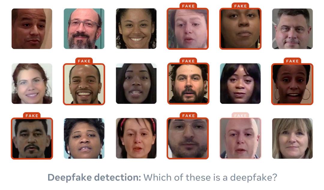 Cómo detectar cuál es un Deepfake