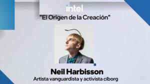 El Origen de la Creación de Neil Harbisson