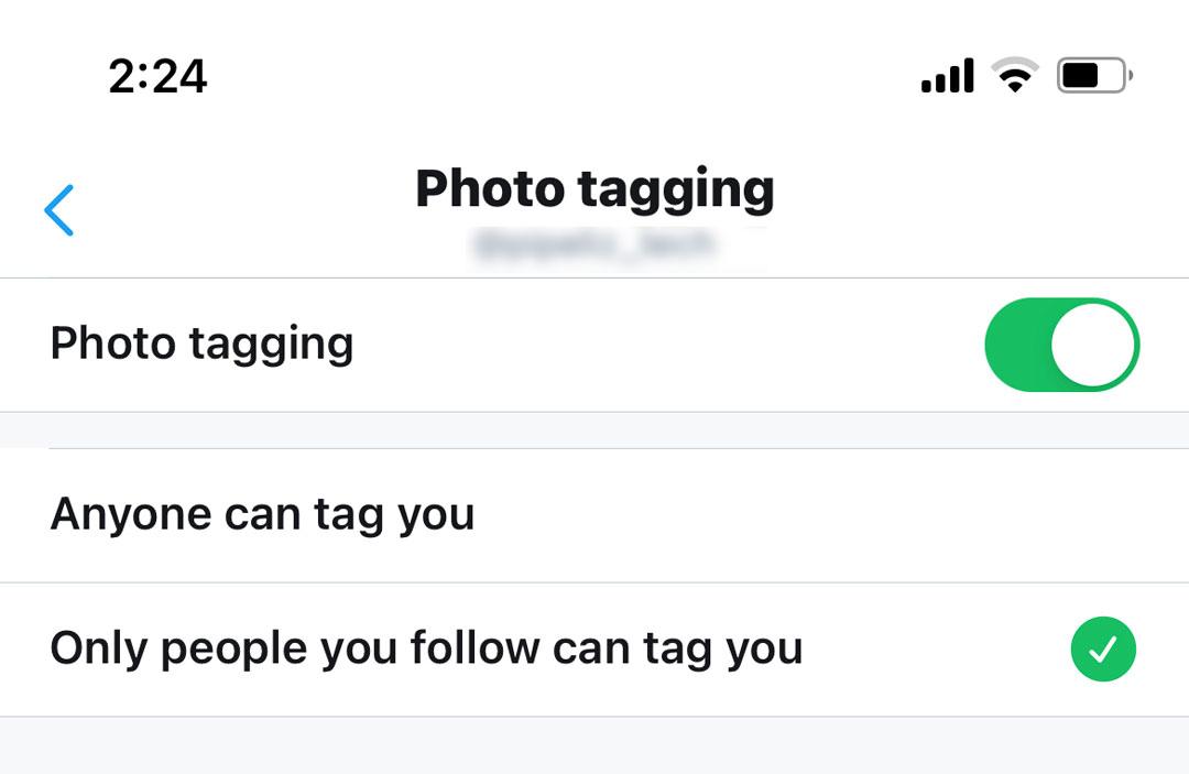 Etiquetas en Twitter