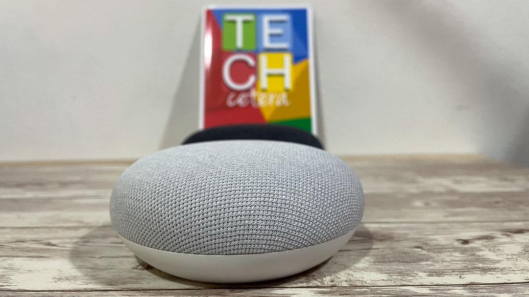 Google Nest Mini principal