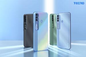 Tecno Spark 7 Pro Colores