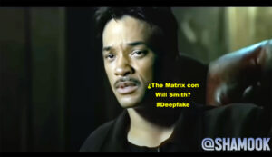 Deepfake + Will Smith + Matrix