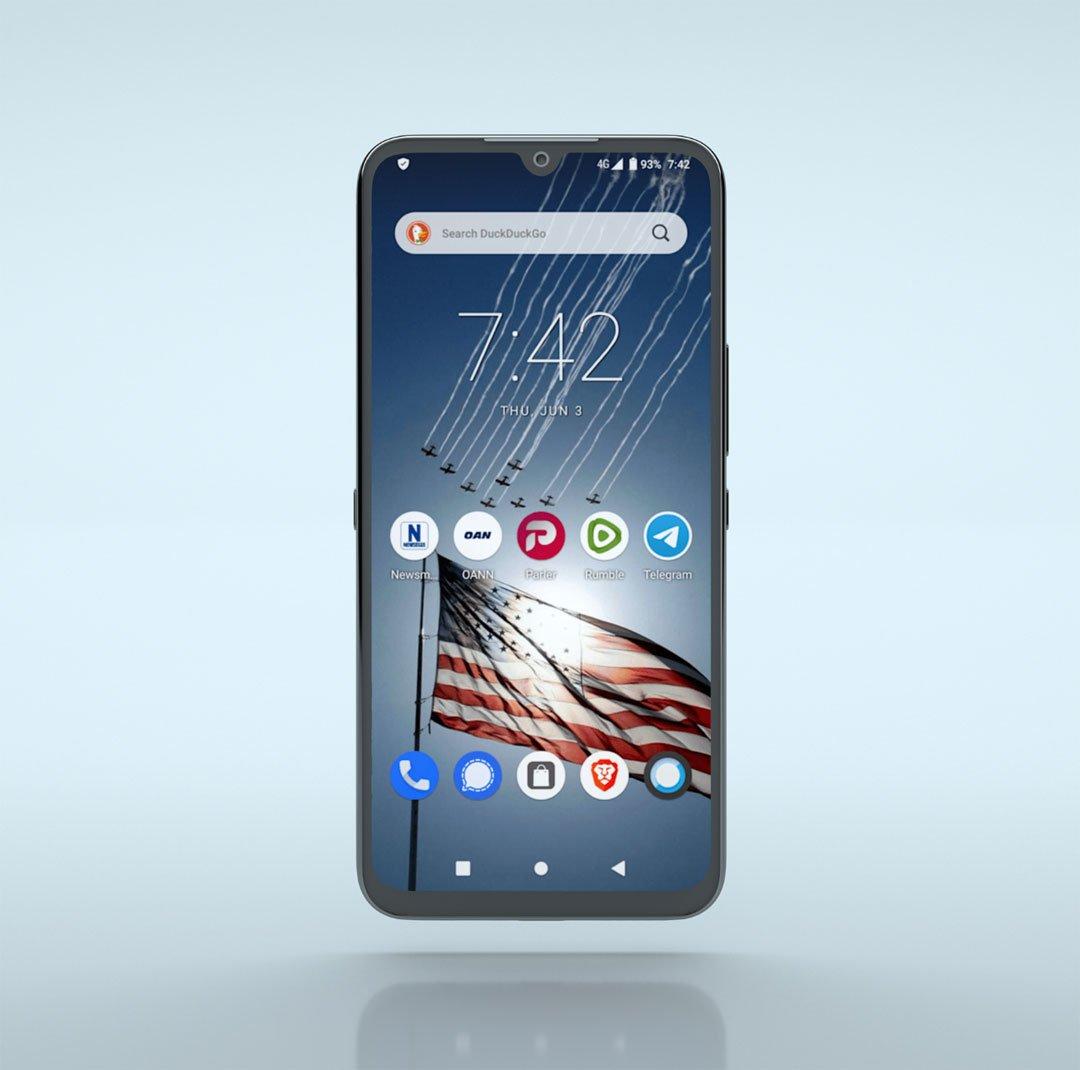 El Freedom Phone