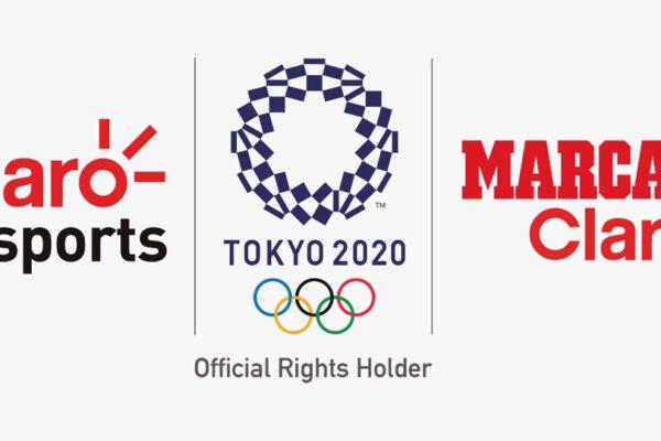 Olimpicos Tokio 2020 en Claro