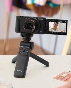 Sony ZV1 vertical