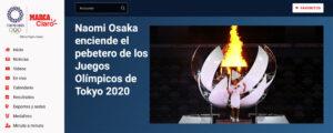 Transmisión de los Olimpicos Tokio 2020 en Claro