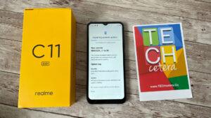 Actualizaciones de Android en el realme C11