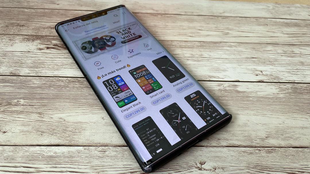 Costo de las nuevas caras en la app de Huawei Health