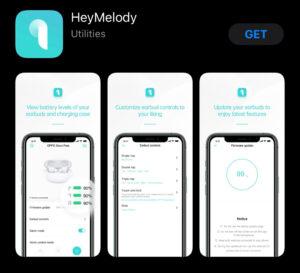 Hey Melody app