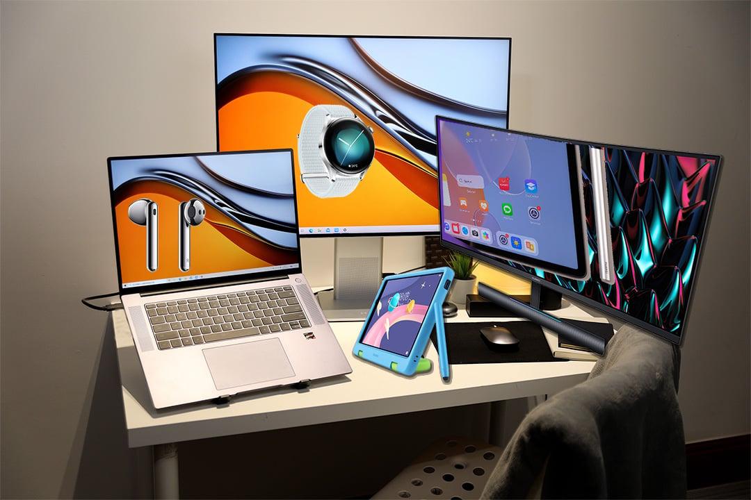 Lanzamientos Huawei Agosto 2021