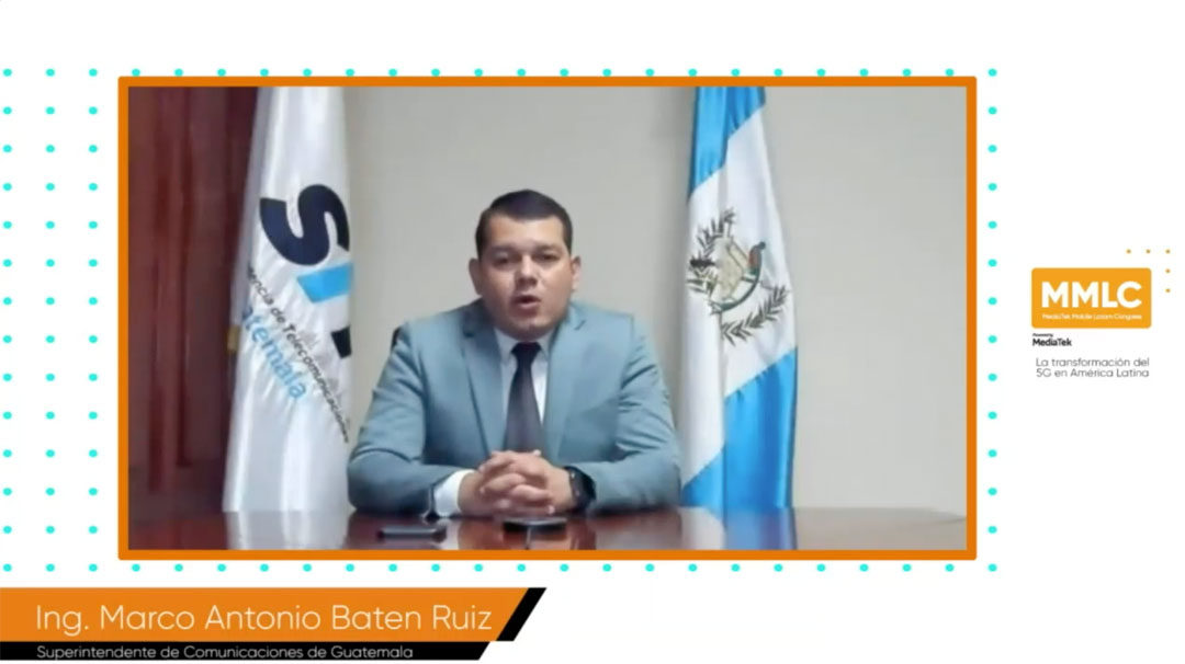 Marco Antonio Baten de Guatemala