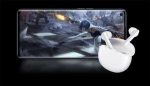 Oppo Enco Air hasta para video juegos