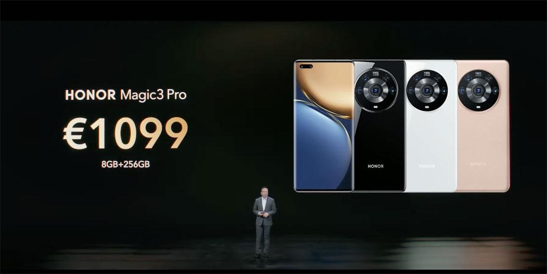 Precios de Honor Magic3 Pro