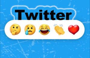 Reacciones en Twitter